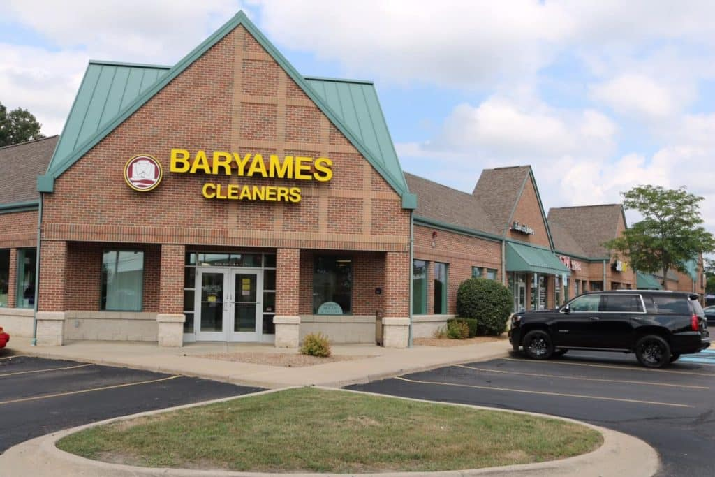 Baryames Cleaners store location